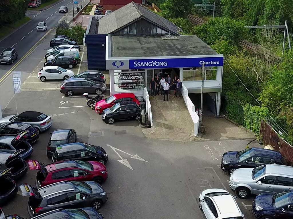 car-dealership-location-aerial-photography